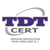 tdtcert pc 15085-2_CL1